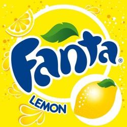 FANTA CITRON (Lemon) 33 cl